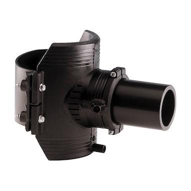 STU SCH M B E+ PE100 SDR11 PN16 D63-D32
