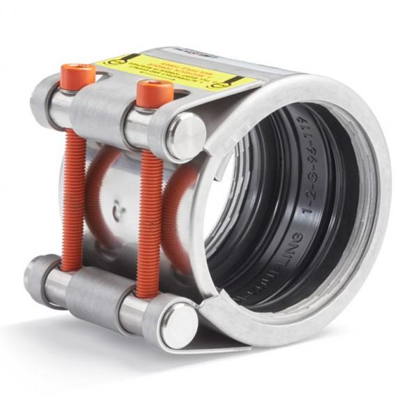 PEWOPLASTGRIP ø 312-640 mm / PN6 (NBR)