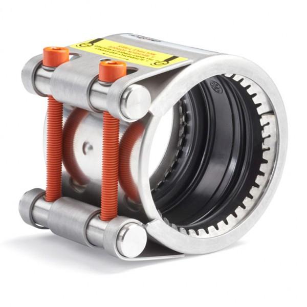 PEWOGRIP ø 64-374 mm / PN16 (EPDM)