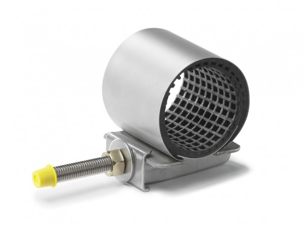 PEWOCLAMP Reparaturschelle 32-36 Breite 100 mm