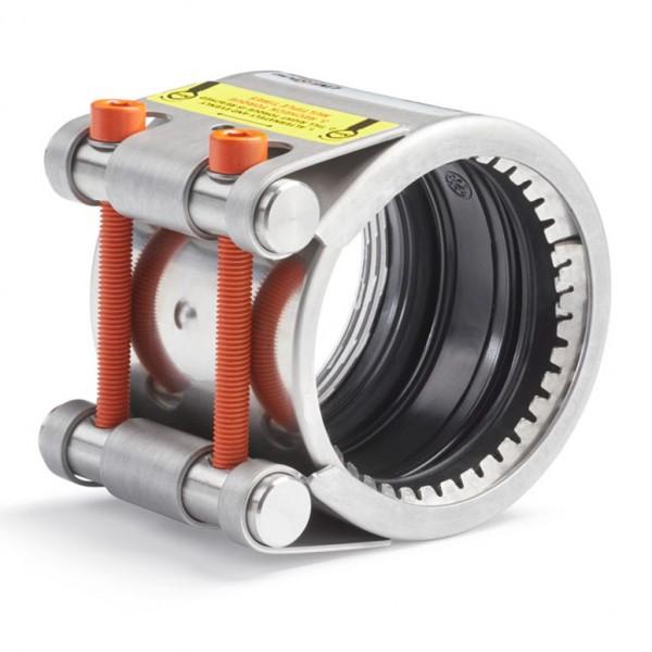 PEWOCOMBIGRIP ø 312-640 mm / PN6 (EPDM)